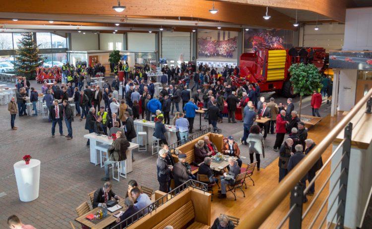Meer dan 6000 professionals bezochten de GRIMME Technica-tentoonstelling 2018.
